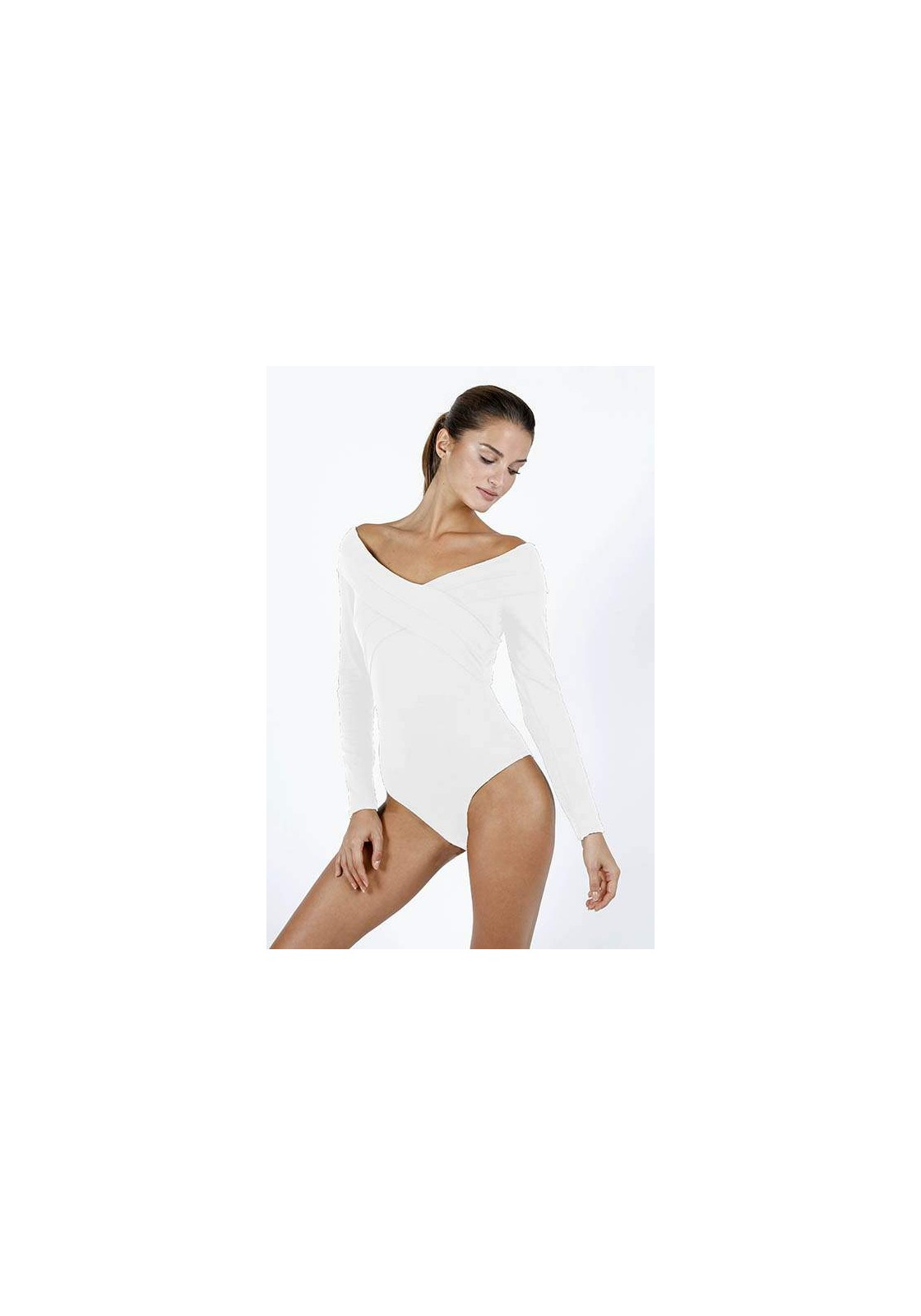 Body blanc CAMILLE