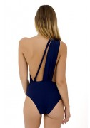 One piece swimsuit blue Maylo