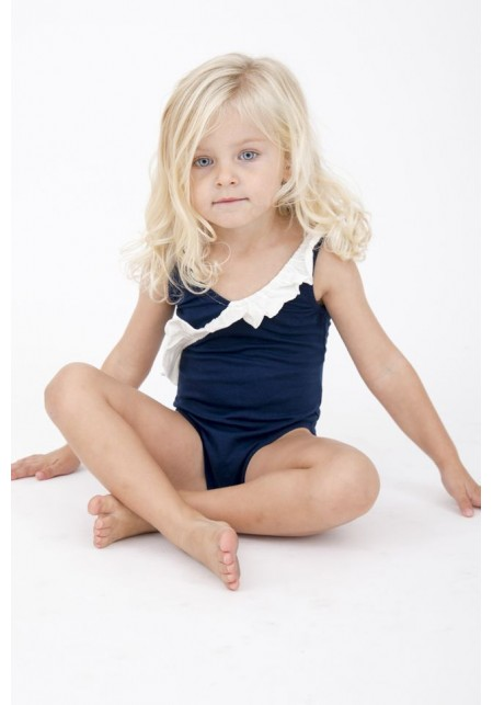 ce95f1d5b One piece swimsuit for little girl in pink pomegrata. Grenadine. 40,00 €. JULIA  BABY JULIA BABY