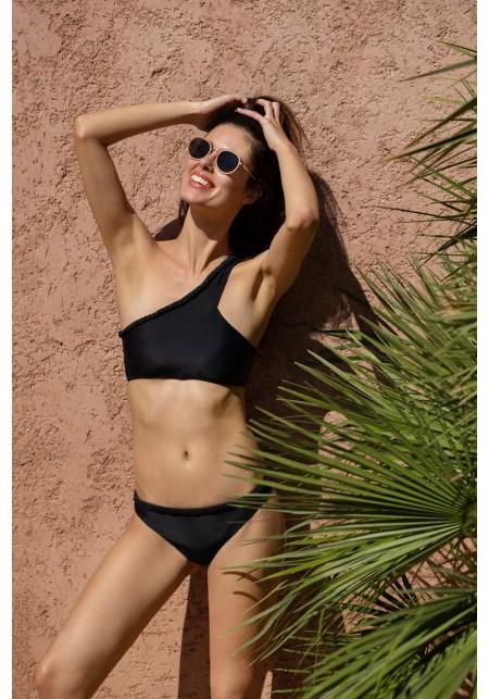 BRIEFS CONSTANCE Bikini briefs in black -  Maillot de bain prix doux